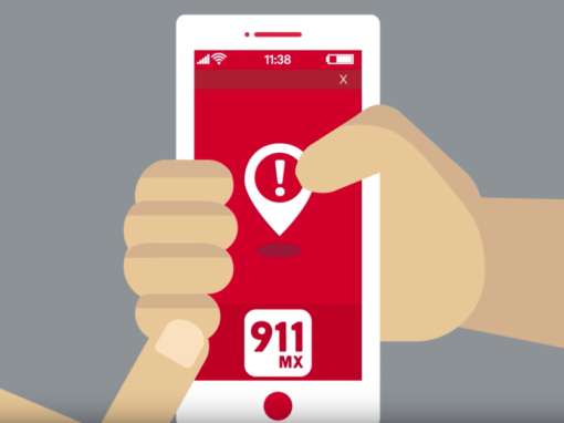 911MX: video explicativo de servicio de emergencias
